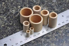 Custom Small ID Paper Cores