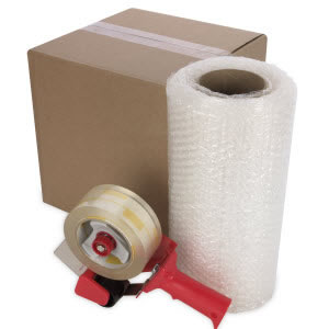 Stock Boxes & Packaging Supplies